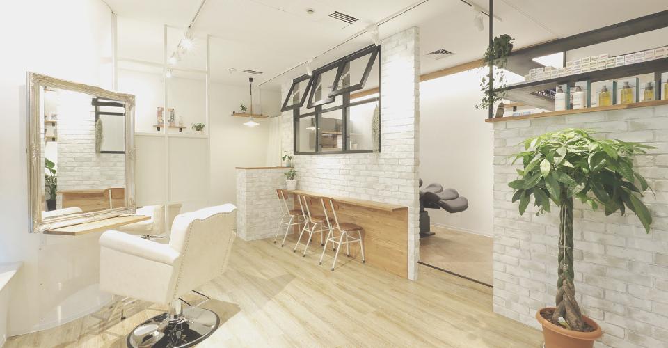 大阪市 中央区谷町の美容室 coquille(コキーユ)|プライベートヘアサロン